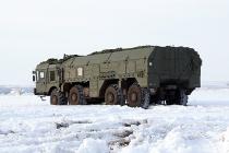 Комплектование Сухопутных войск «Искандерами»