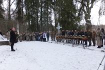 Мероприятия в память Рождественских боёв