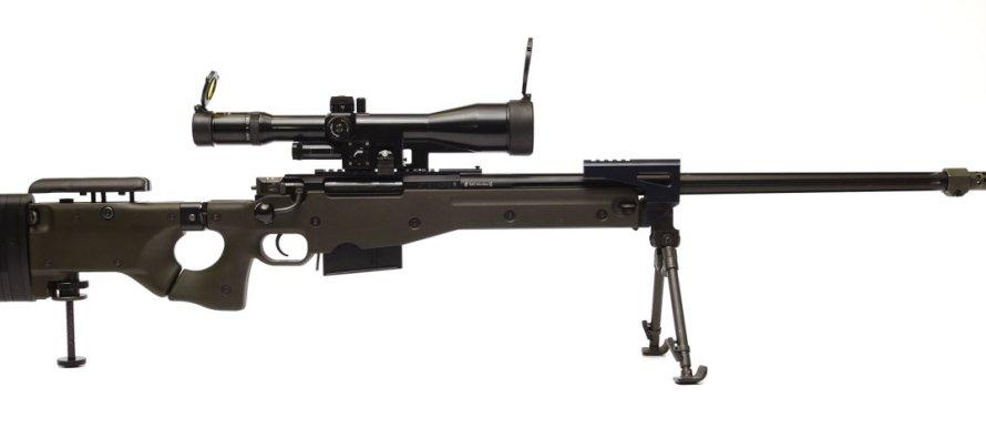 Модернизация снайперских винтовок в Германии