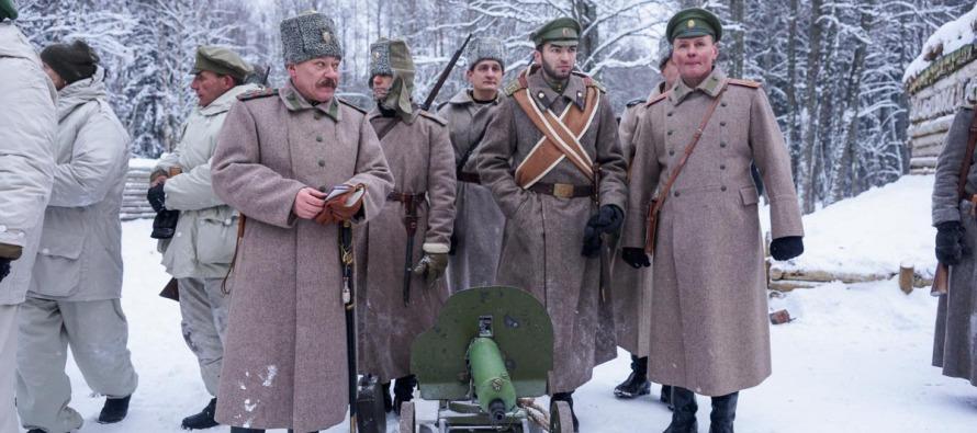 Память Рождественских боёв