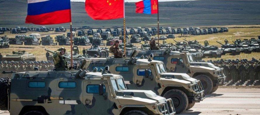 Крупные учения России и их влияние на отношения НАТО-Россия