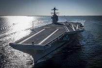 США будут строить ещё два авианосца
