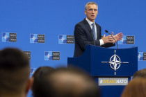 Министры обороны НАТО обсудят актуальные вопросы безопасности