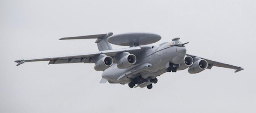 Авиационный комплекс А-100 совершил первый полет