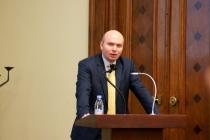 Лекция Сергея Уткина в Военном музее Латвии