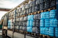 Тридцать тонн гуманитарной помощи
