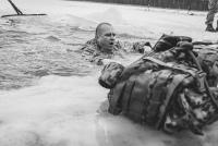 Зимний курс обучения механизированного батальона