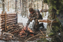 Батальон поддержки боя участвует в учениях «Зима»