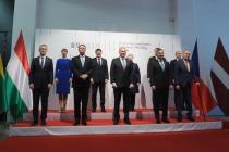 Встреча стран B9 – Бухарестской девятки