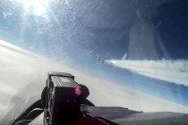 Пролёт разведывательного самолёта США над Балтикой