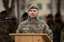 Смена командира 2-го пехотного батальона