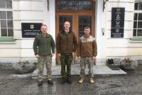 Встреча начальников штабов ВС трёх Балтийских стран