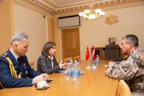 Встреча с послом Турции