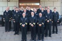 Встреча командующих ВМС в Клайпеде