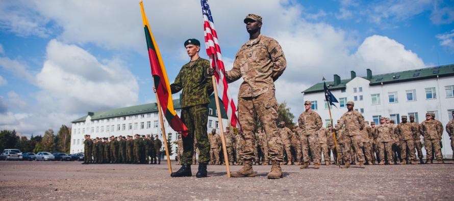 Планы создания совместных штабов с США в Литве