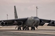 Бомбардировщики В-52 ВВС США находятся в Европе
