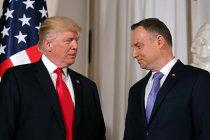 Польша стремиться создать у себя военную базу США
