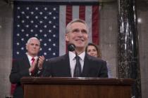 Генсек НАТО выступил на объединённом заседании Конгресса США