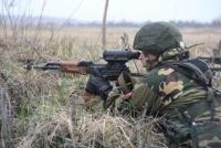 Совместное учения белорусских и российских десантников