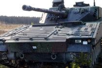 ВС Эстонии получили последние бронемашины CV-9035NL