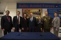 США и Литва подписали план сотрудничества по обороне