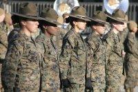 Женщины в вооружённых силах США