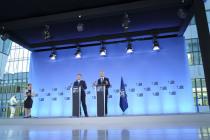 Генсек поблагодарил Эстонию за вклад в НАТО