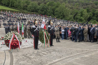 75-я годовщина Битвы у Монте-Кассино