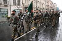 Союзу стрелков Литвы переданы 50 пулемётов МГ-3