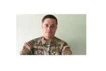 Старший лейтенант Максимов помогал тушить лесной пожар