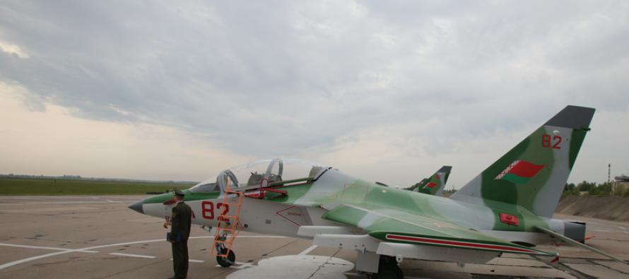 Белоруссия получила очередную партию самолетов Як-130