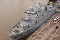Завершились учения Морских Сил «Baltic Fortress 2019»