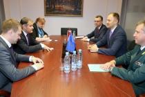 Сотруднечество с агентством FRONTEX