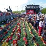 День Победы в Риге 2019. Бессмертный полк