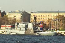 Германская подводная лодка посетит Рижский порт