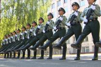 Вплотную к белорусскому плечу — китайское плечо