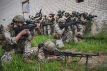 """Латвийская часть военных учений """"Baltic Protector 2019"""""""