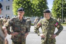 Начштаба многонационального корпуса НАТО прибыл в Ригу