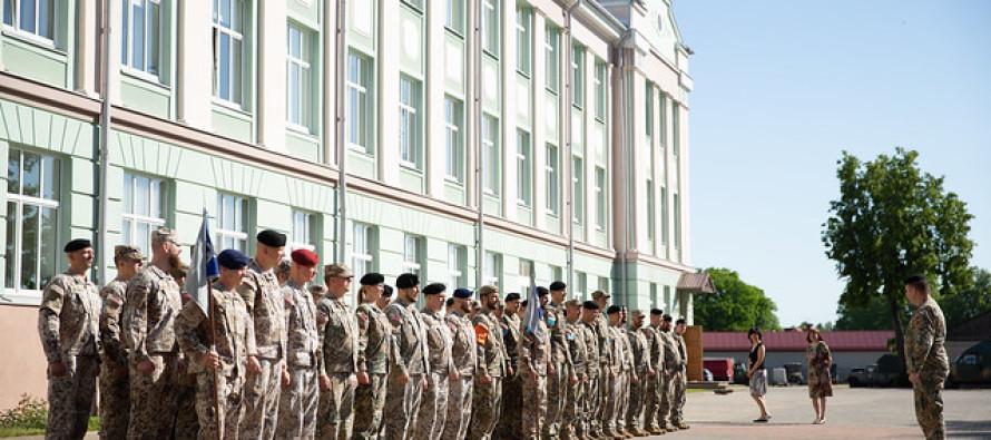 Семинар в школе инструкторов НВС