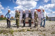 Новое здание штаба Канадских вооружённых сил