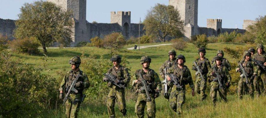 Швеция разместит на Готланде систему ПВО