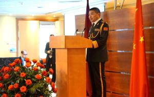 92-я годовщина Армии Китая