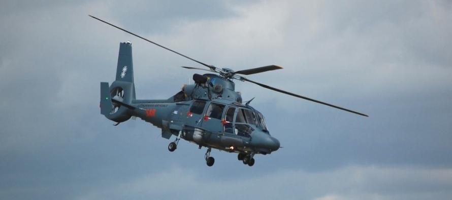 Вертолёт литовских ВВС перевёз донорские органы