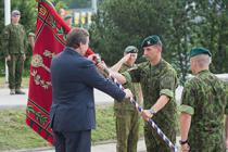Новый командир Сухопутных сил в Литве