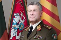 Предложение о назначение командующего ВС Литвы