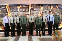 Командующий НВС Латвии в гостях у военных Беларуси