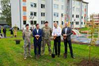 Служебное жильё для военнослужащих в Цесисе