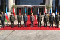 Заседание Комитета начальников штабов ВС стран СНГ
