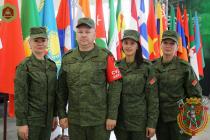 Соревнование военных поваров «Полевая кухня»