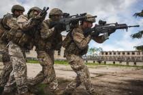 "Учения Армии США в Европе ""Combined Resolve XII"""
